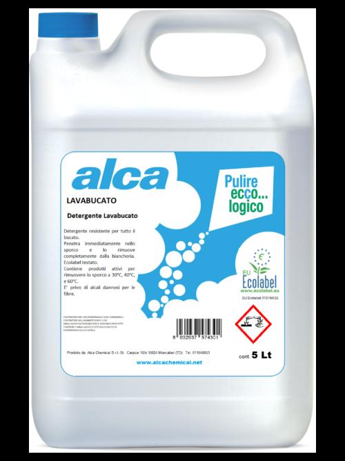 Ecolabel Waschmittel Lavabucato Wäsche