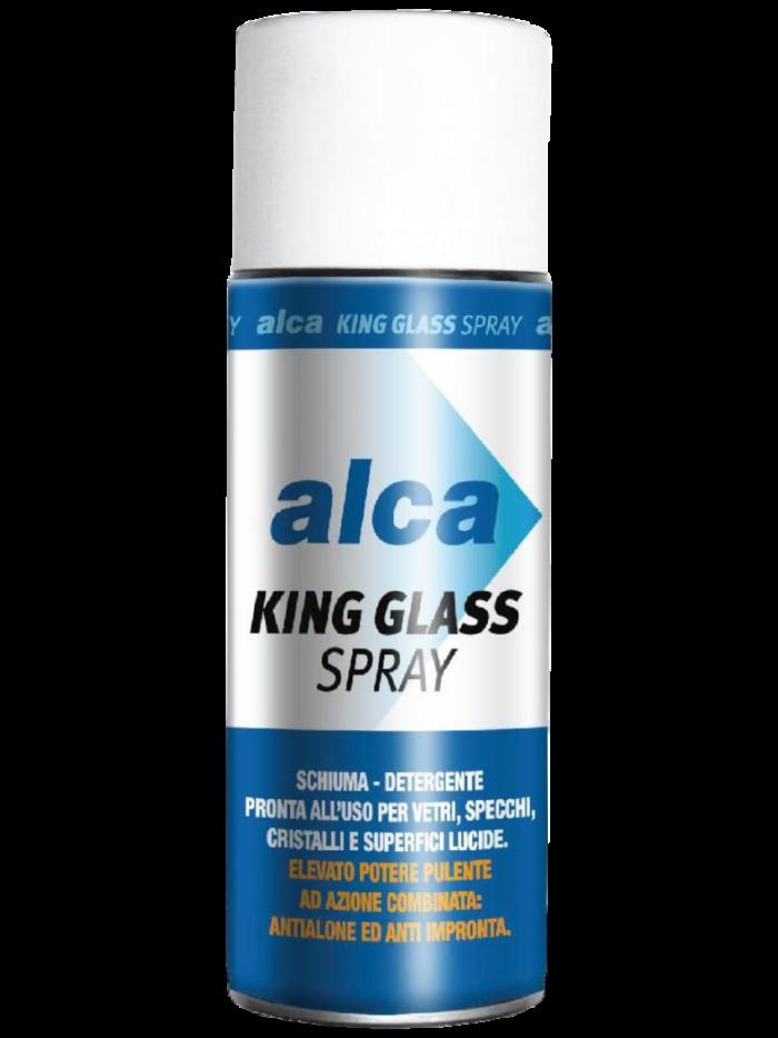 King Glass Spray Glas- und Staubreiniger